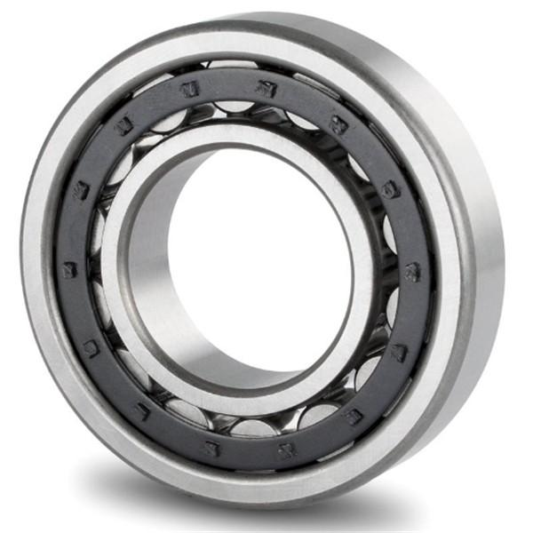 90 mm x 190 mm x 43 mm D1 SNR NU.318.EG15 Single row Cylindrical roller bearing #1 image